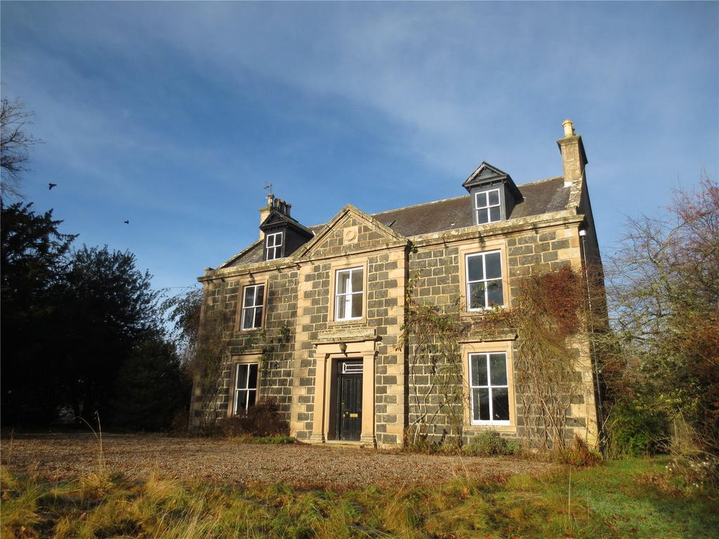 8 Bedrooms Detached House for sale in Kirkton House, Cairnie, Huntly, Aberdeenshire, AB54