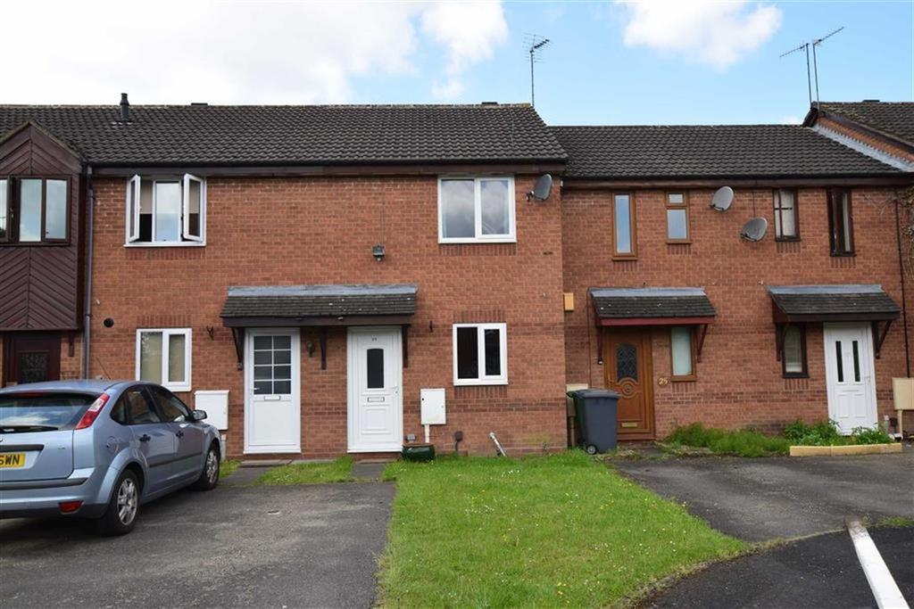 2 Bedrooms Terraced House for sale in Adams Court, Kidderminster, Worcestershire