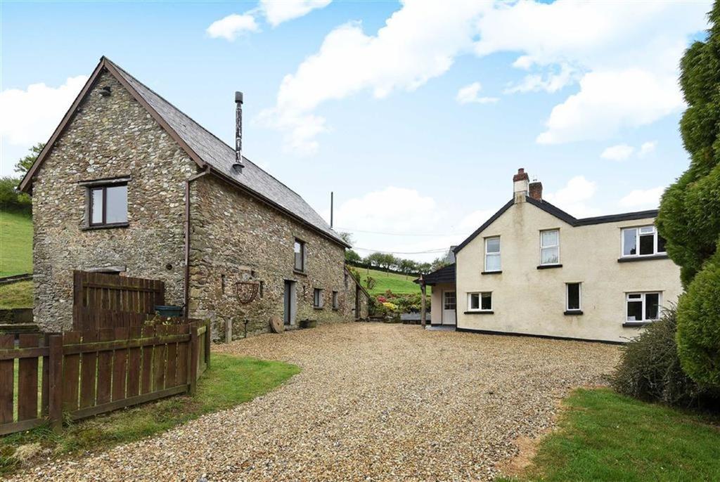 8 Bedrooms Detached House for sale in Trentishoe, Dean, Nr Parracombe, Barnstaple, Devon, EX31