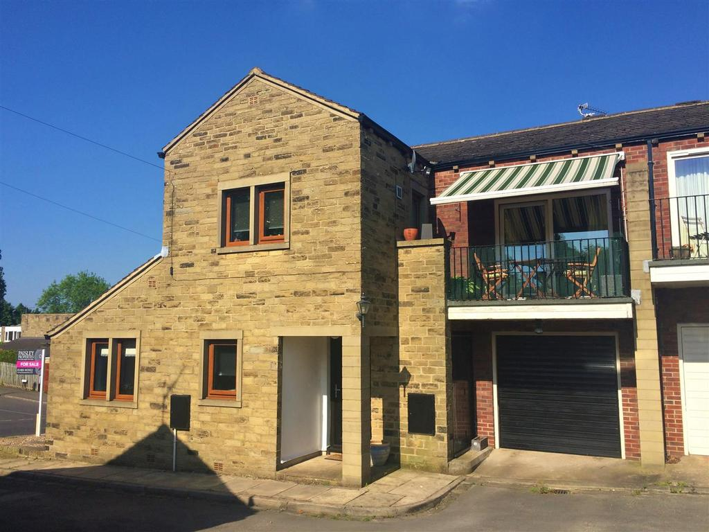 3 Bedrooms Semi Detached House for sale in Aimbry Court, Kaye Lane, Huddersfield, HD5 8XP
