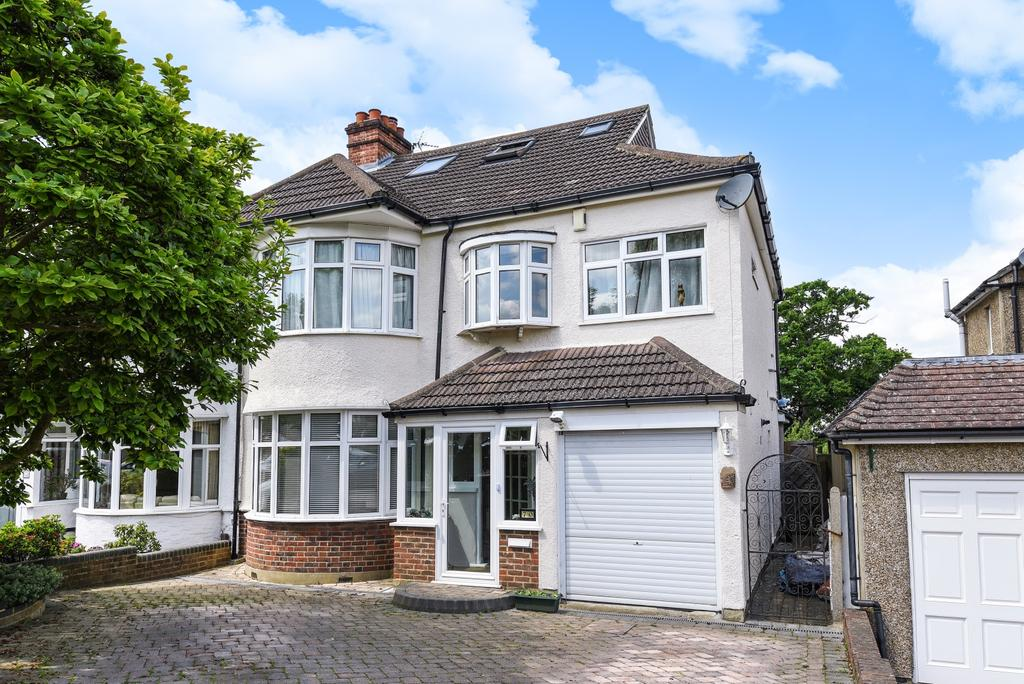 5 Bedrooms Semi Detached House for sale in Woodland Way West Wickham BR4
