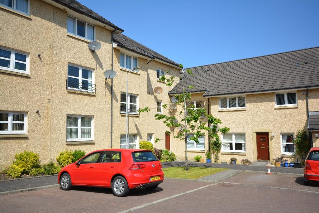 1 Bedroom Flat for sale in Aitchison Place, Falkirk, Falkirk, FK1 5AY