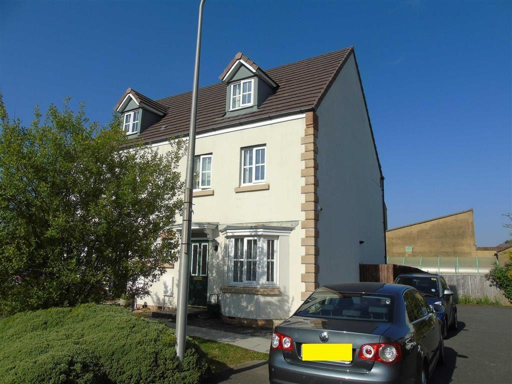 4 Bedrooms Semi Detached House for sale in Bryntirion, Llanelli