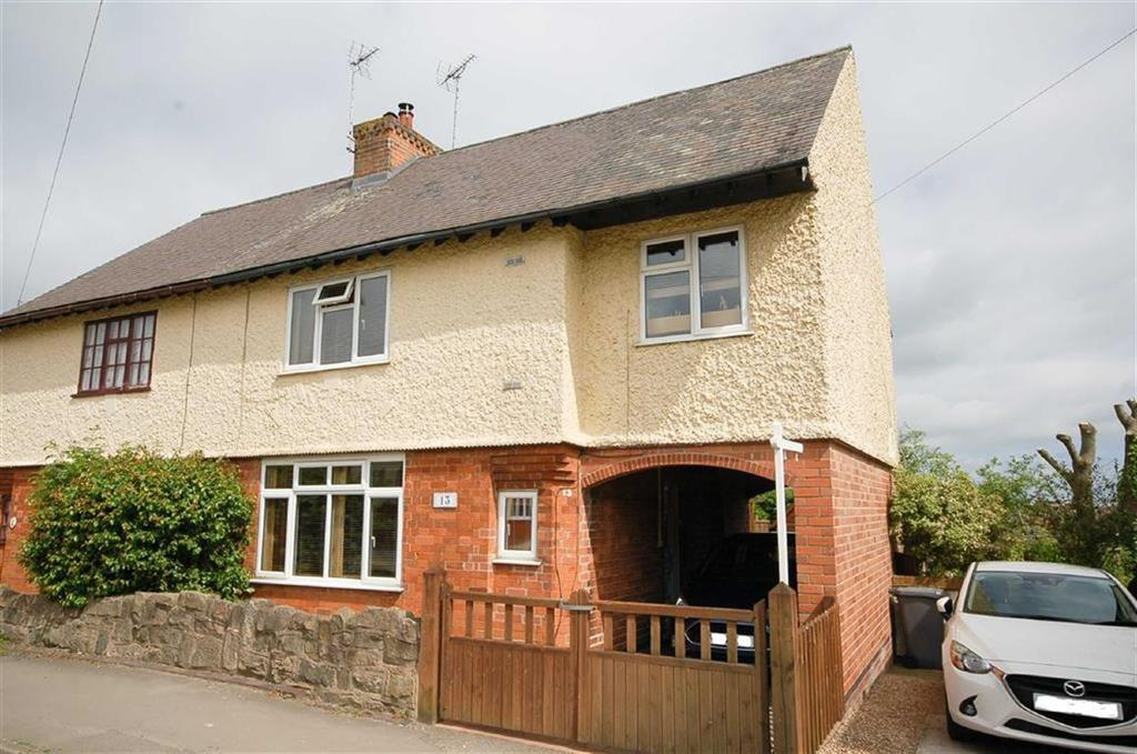 4 Bedrooms Semi Detached House for sale in Selby Lane, Keyworth