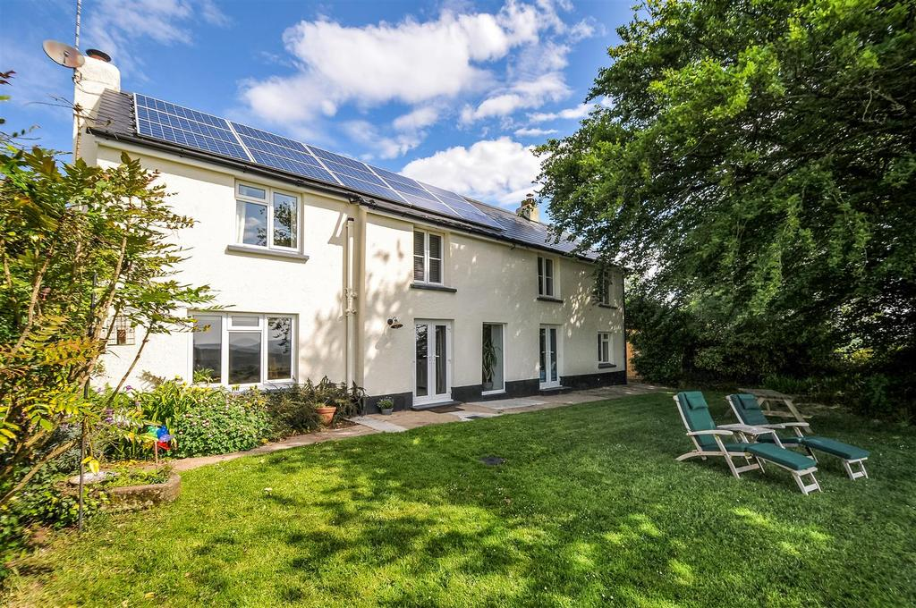 4 Bedrooms Detached House for sale in Burrington