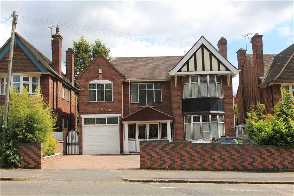 4 Bedrooms Detached House for sale in Victoria Park Road, Clarendon Park, Leicestershire