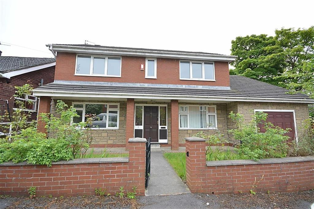 4 Bedrooms Detached House for sale in Beech Crescent, Altham West, BB5