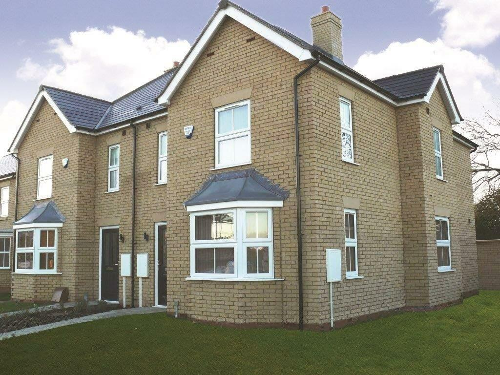 3 Bedrooms Semi Detached House for sale in The Serpentine (Plot 17) Wallaces Yard, Alford
