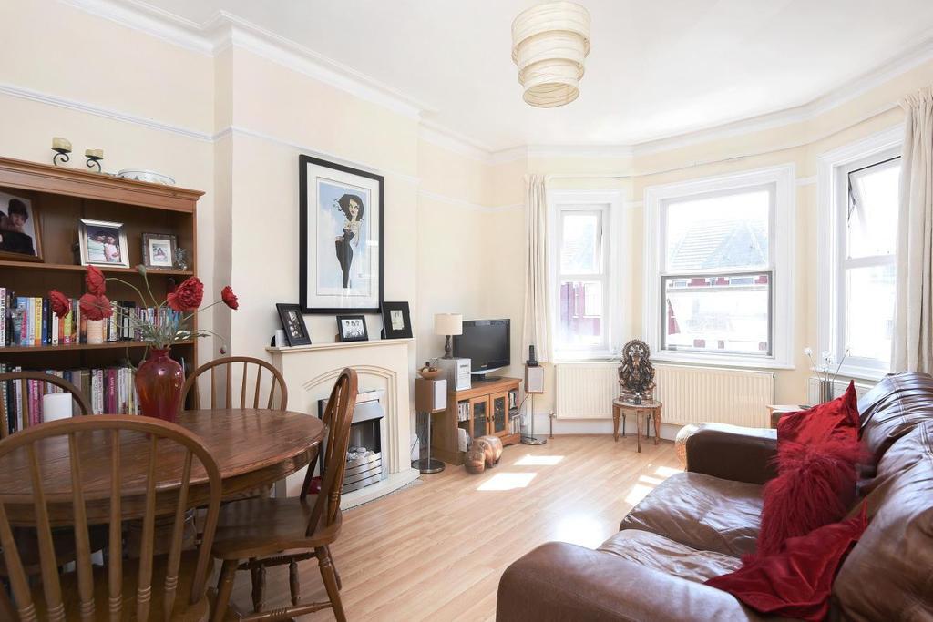 3 Bedrooms Flat for sale in Sirdar Road, Wood Green, N22