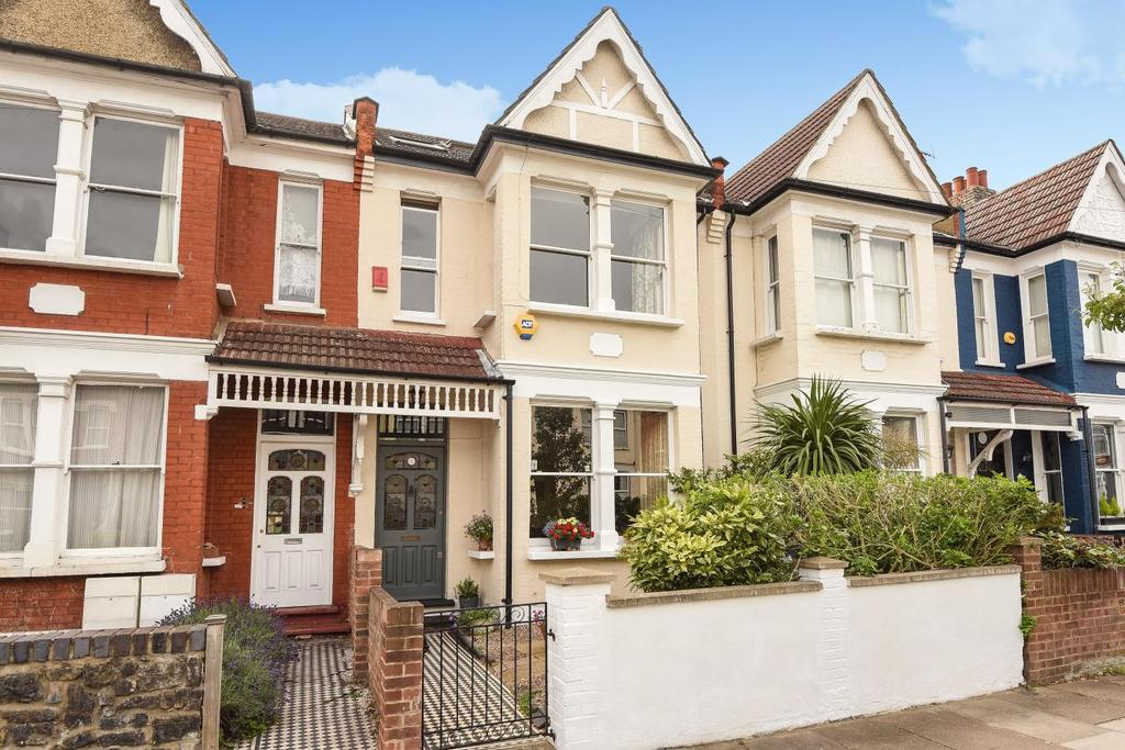4 Bedrooms Terraced House for sale in Natal Road, Bounds Green, N11