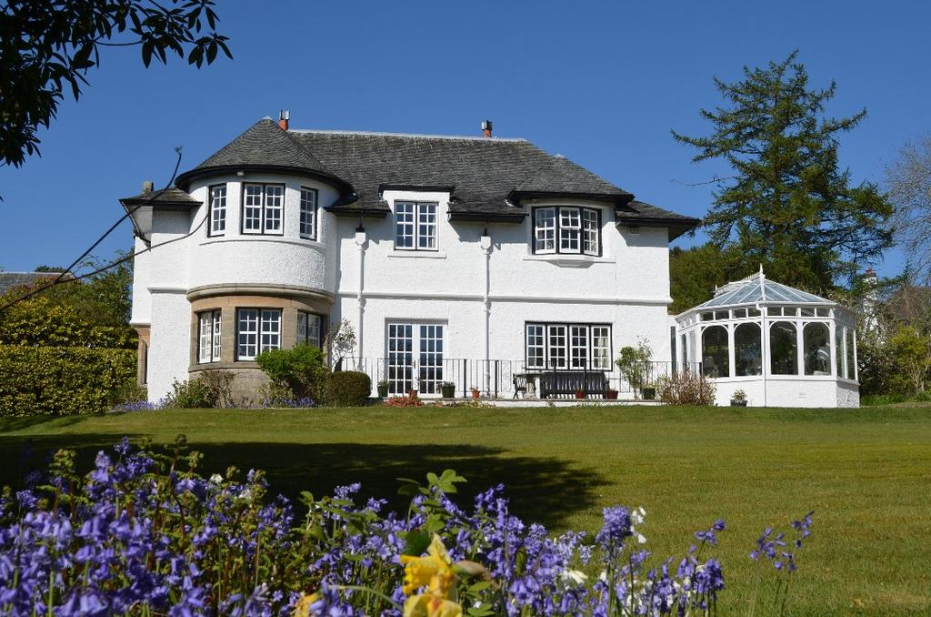 5 Bedrooms Detached House for sale in Easterhill Road, Helensburgh, Argyll Bute, G84 9JE