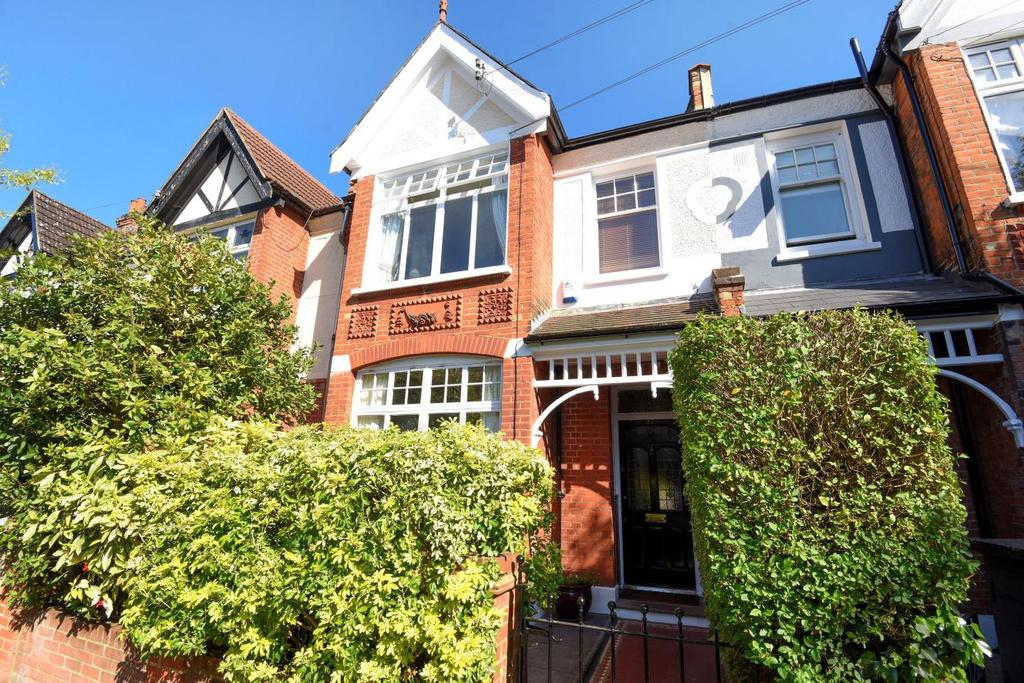 5 Bedrooms Terraced House for sale in Pendle Road, Furzedown, SW16