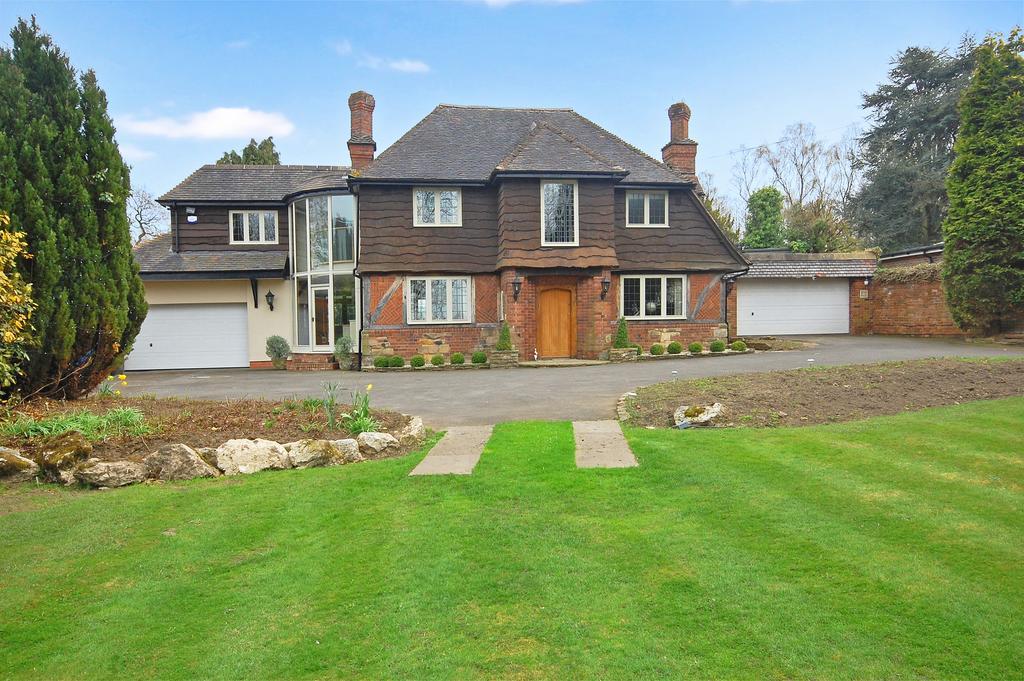 4 Bedrooms House for sale in Radford Lane, Lower Penn, Wolverhampton WV3