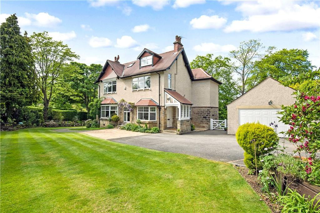 6 Bedrooms Detached House for sale in Kent Road, Harrogate, North Yorkshire, HG1