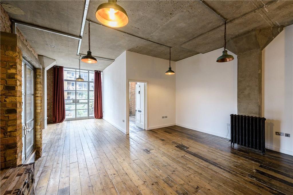 2 Bedrooms Flat for sale in Royle Building, 31 Wenlock Road, Islington, London, N1