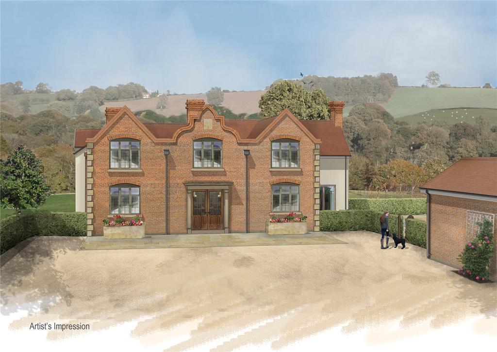 4 Bedrooms Detached House for sale in Boraston, Tenbury Wells, Worcestershire