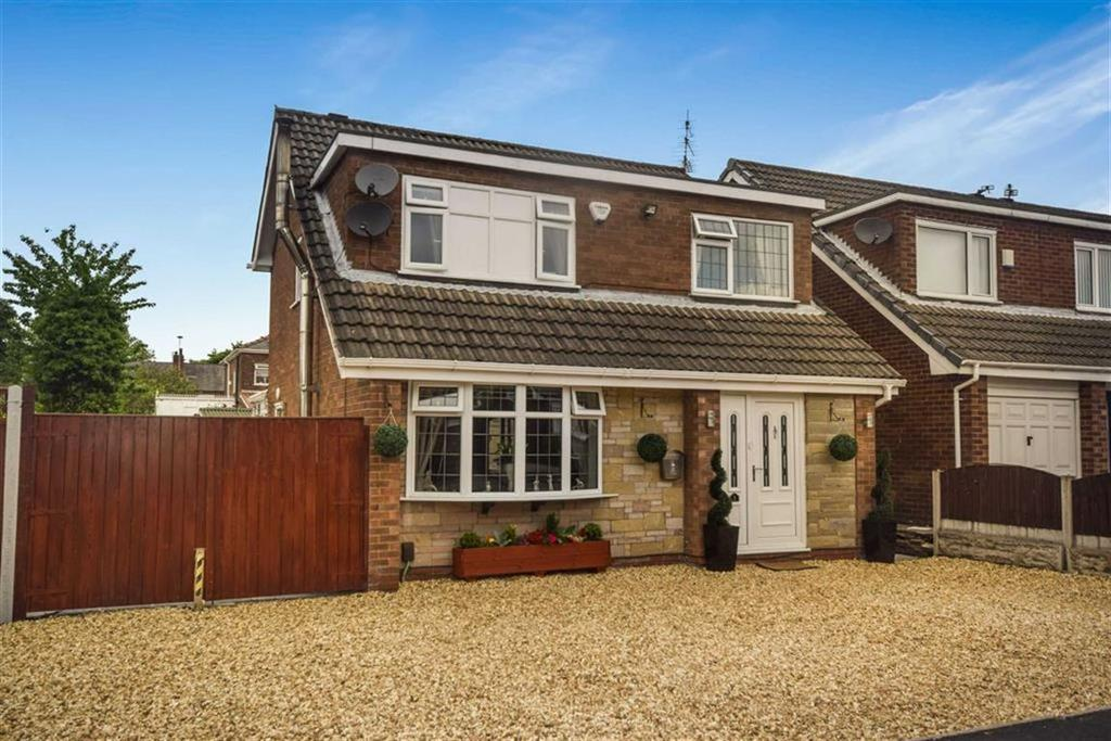 4 Bedrooms Detached House for sale in Ellenor Drive, Manchester