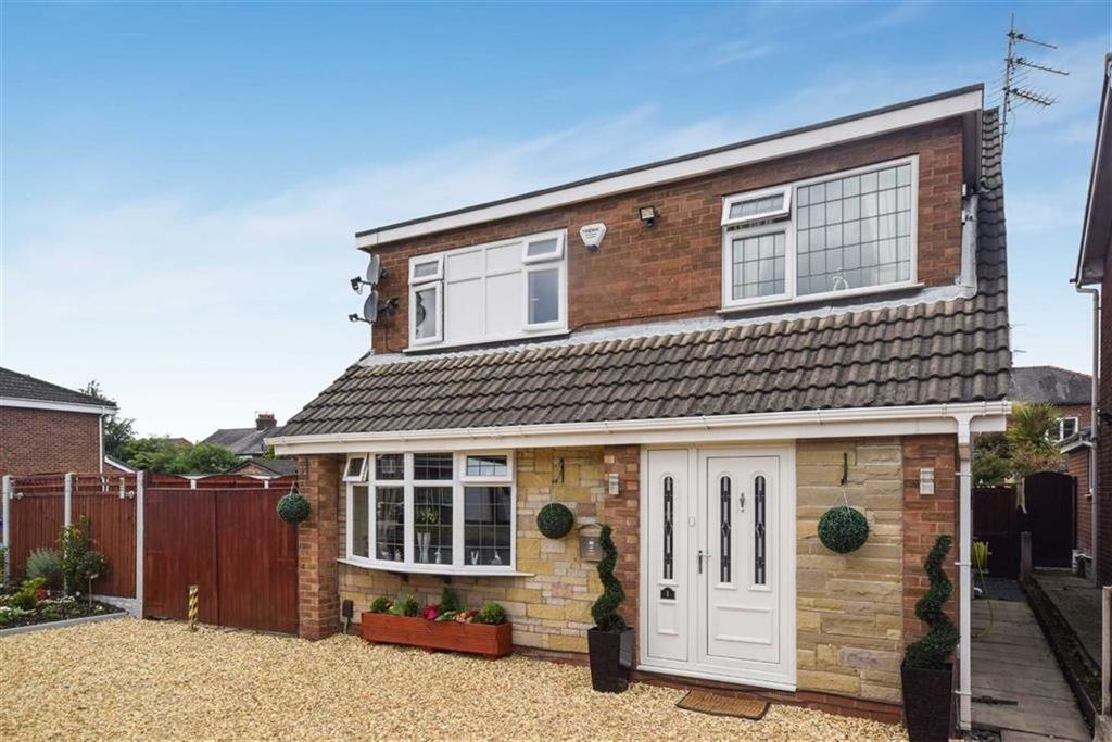 4 Bedrooms Detached House for sale in Ellenor Drive, Astley