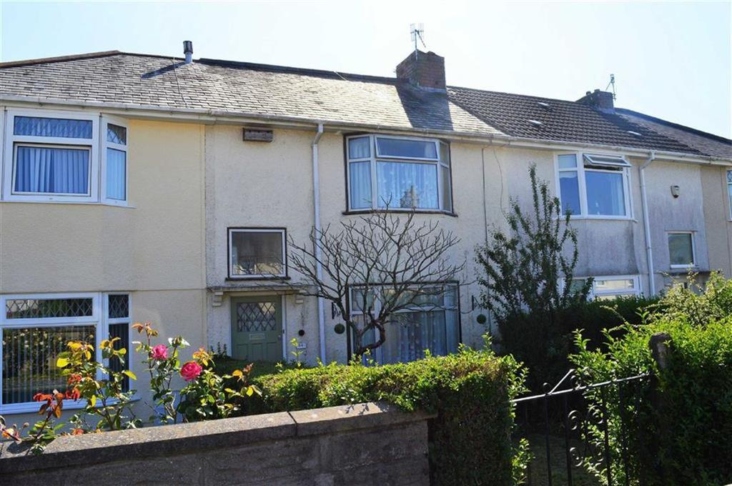 2 Bedrooms Terraced House for sale in Brondeg, Swansea, SA5