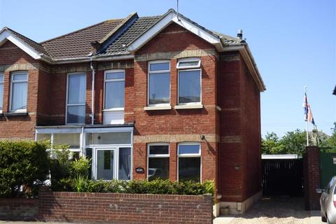 3 bedroom semi-detached house for sale - Ashley Road, Bournemouth, Dorset