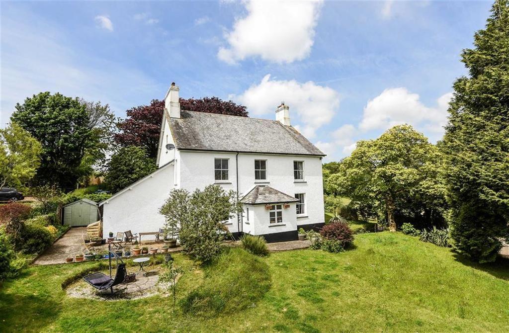 5 Bedrooms Detached House for sale in Upton Cross, Liskeard, Cornwall, PL14