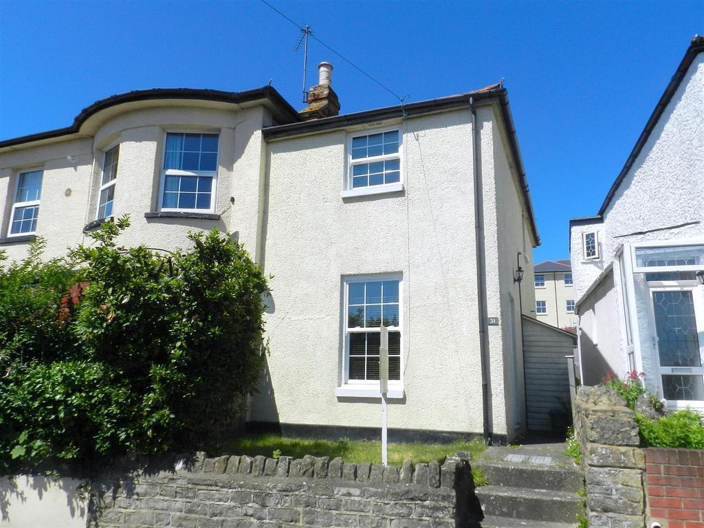 2 Bedrooms Semi Detached House for sale in Belvedere Street, Ryde