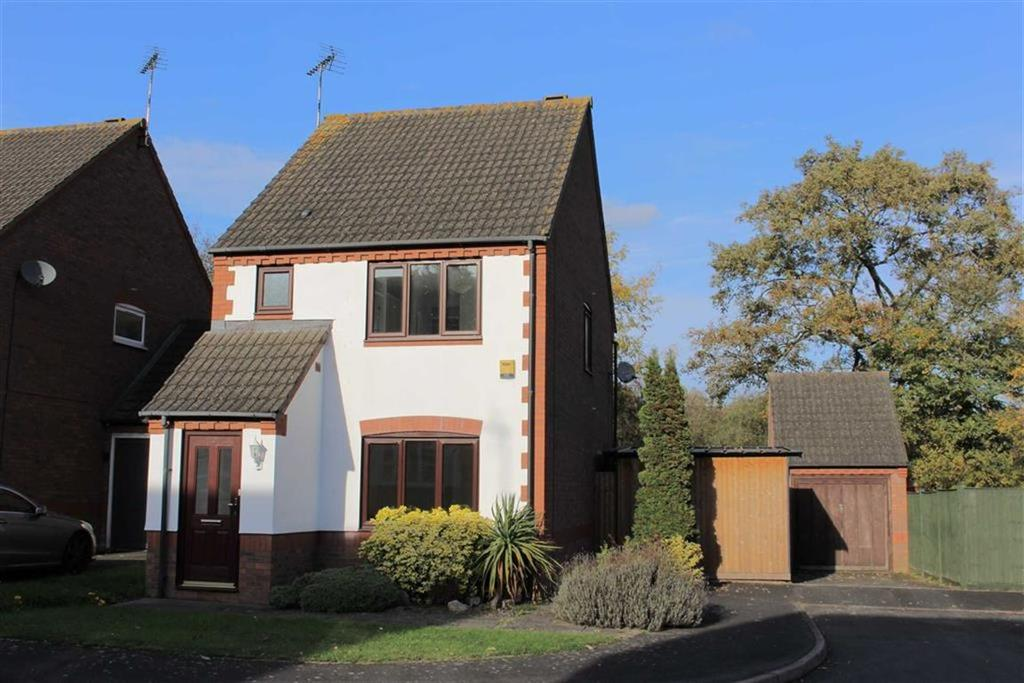 3 Bedrooms Detached House for sale in Gullimans Way, Leamington Spa, CV31