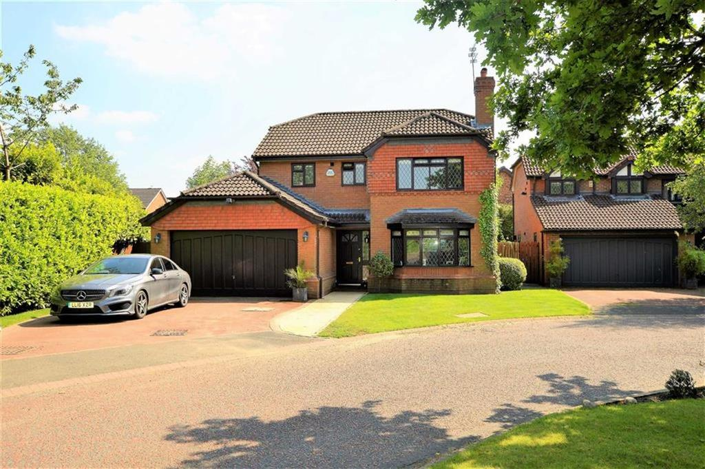 4 Bedrooms Detached House for sale in Minster Drive, Bowdon, Cheshire, WA14