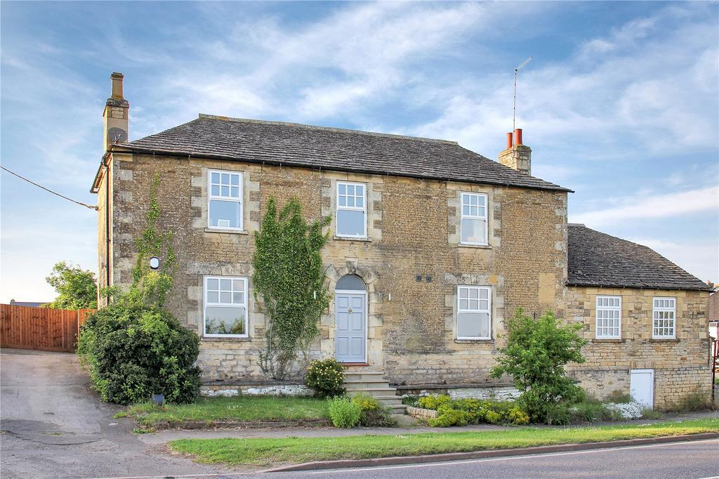 4 Bedrooms House for sale in Stamford Road, Easton on the Hill, Stamford, Lincolnshire