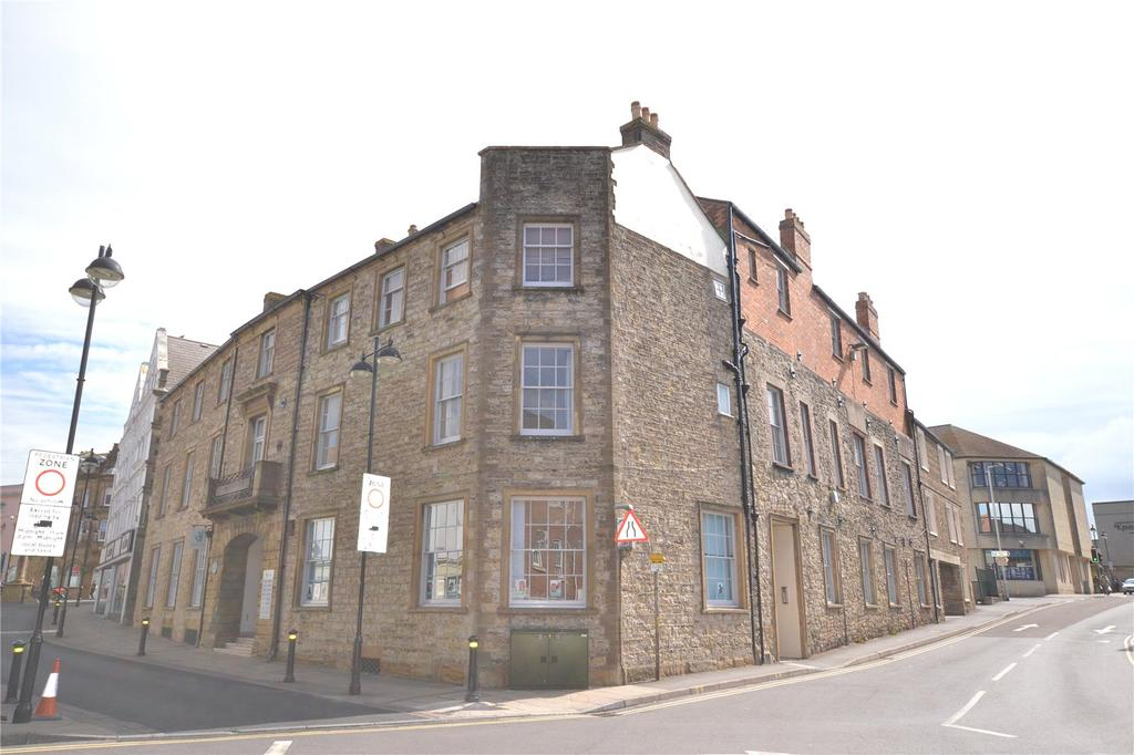 1 Bedroom Flat for sale in Becket House, South Street, Yeovil, Somerset