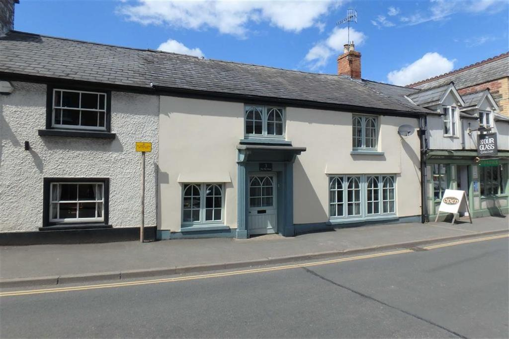 3 Bedrooms Unique Property for sale in 3 Broad Street, Hay-on-Wye, Herefordshire