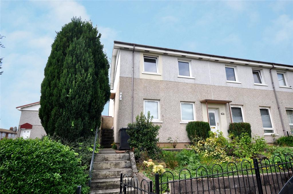 2 Bedrooms Flat for sale in 28 Onslow Road, Clydebank, Dunbartonshire, G81