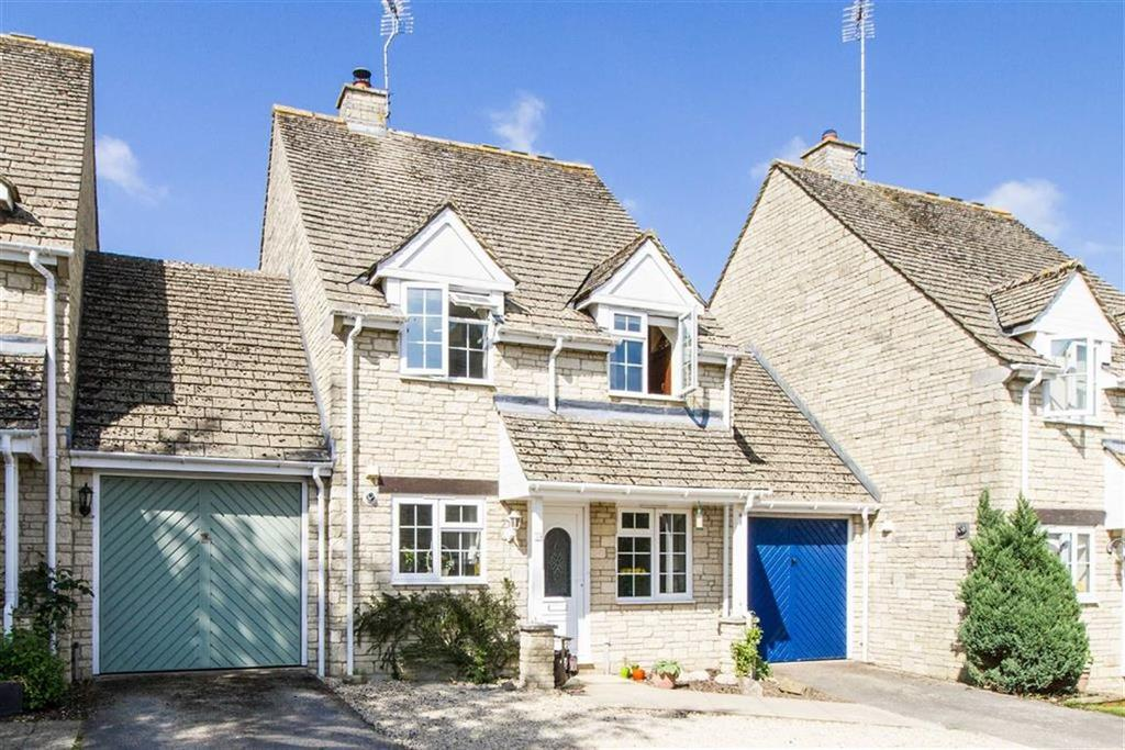 3 Bedrooms Link Detached House for sale in Littlebrook Meadow, Shipton-under-Wychwood, Oxfordshire