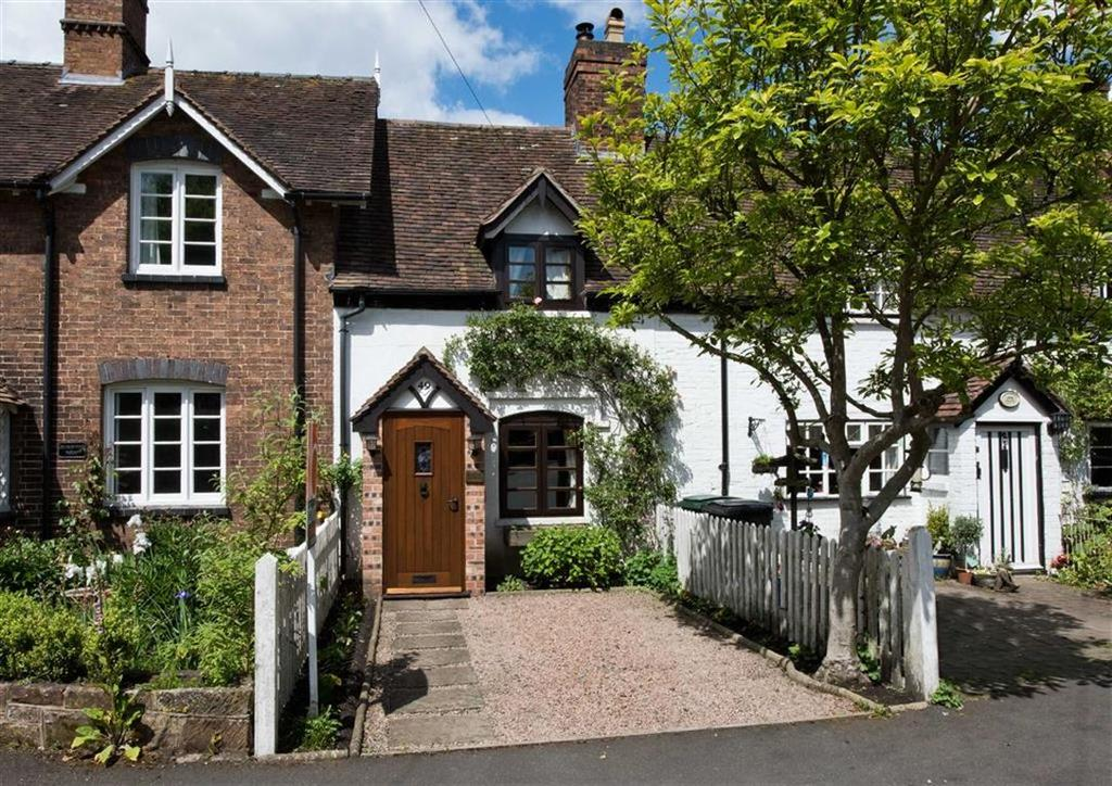 2 Bedrooms Cottage House for sale in Rosemary Cottage, 49, Beckbury, Beckbury, Shifnal, Shropshire, TF11