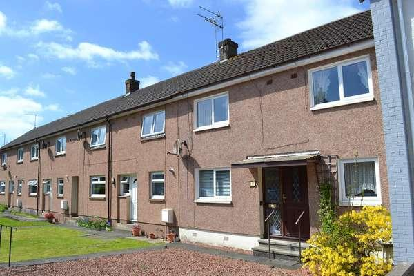 3 Bedrooms Terraced House for sale in 17 St. Inans Drive, Beith, KA15 2HB