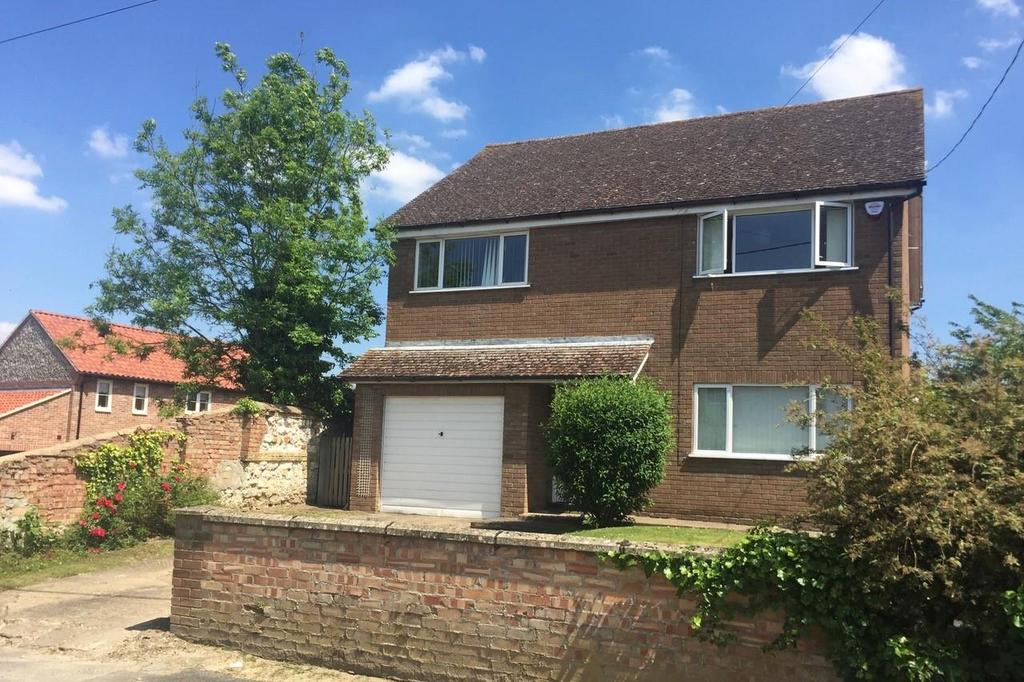 4 Bedrooms Detached House for sale in Anchor Lane, Lakenheath