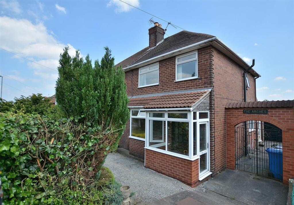 3 Bedrooms Semi Detached House for sale in Garnon Street, Mansfield