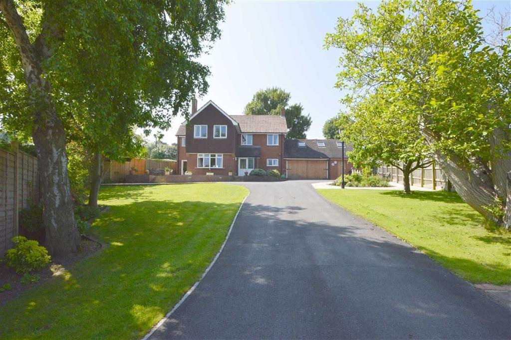 4 Bedrooms Detached House for sale in The Old Orchard, Sharpstones Lane, Bayston Hill, SY3