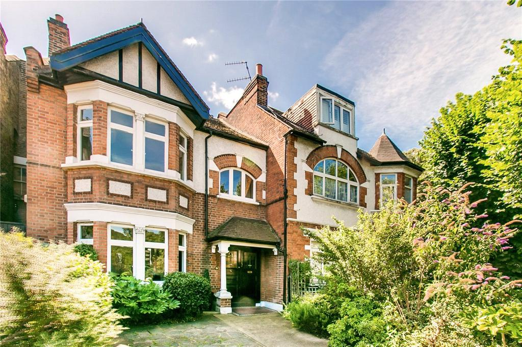 4 Bedrooms Semi Detached House for sale in Upper Richmond Road, Putney, London