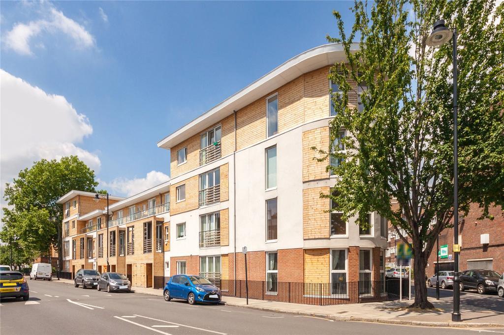 2 Bedrooms Flat for sale in Basire Street, Islington, London
