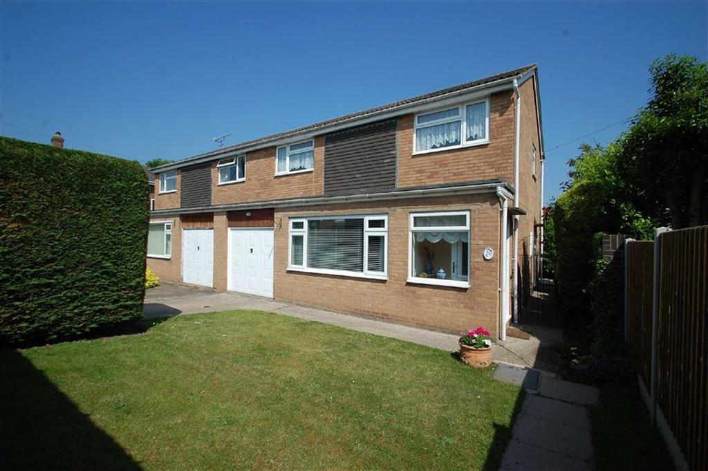 4 Bedrooms Semi Detached House for sale in Lythwood Road, Bayston Hill, Shrewsbury