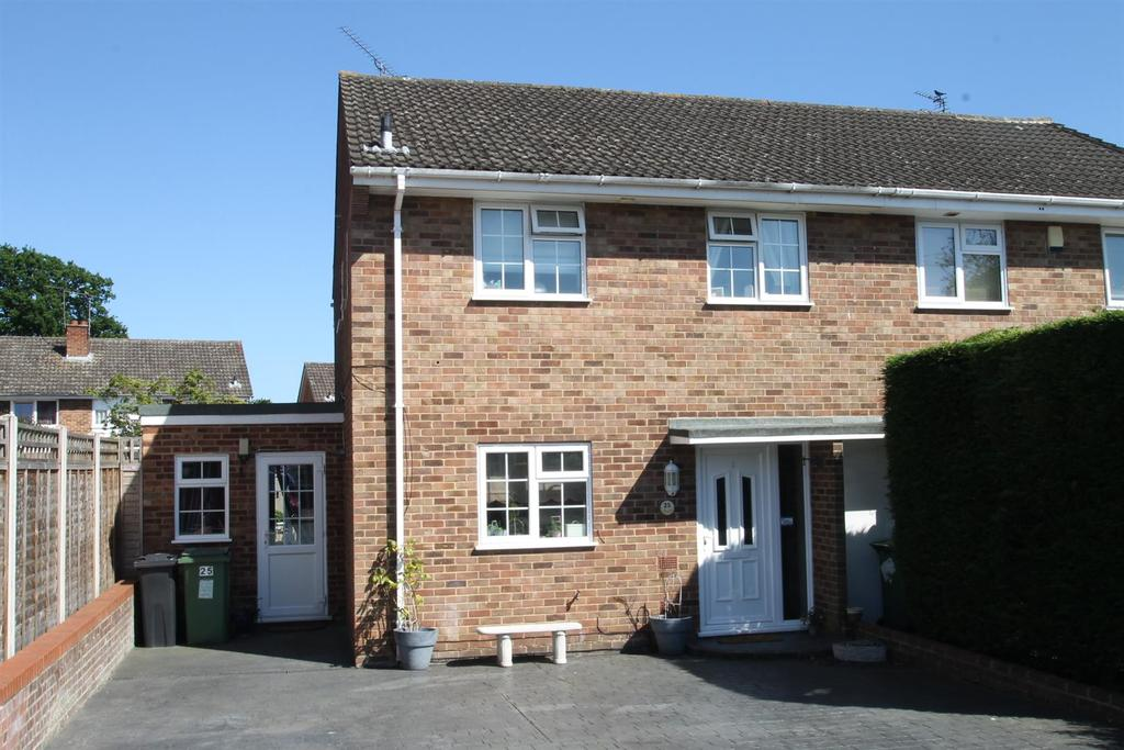 3 Bedrooms Semi Detached House for sale in Langton Close, Maidstone