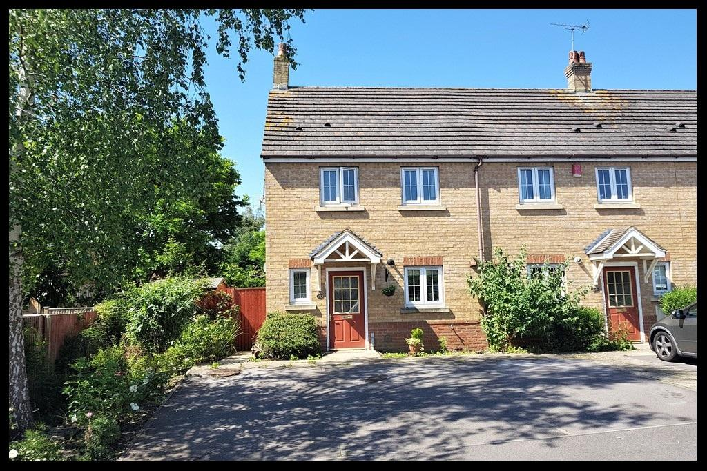 3 Bedrooms End Of Terrace House for sale in Jessica Crescent, Totton, Southampton SO40