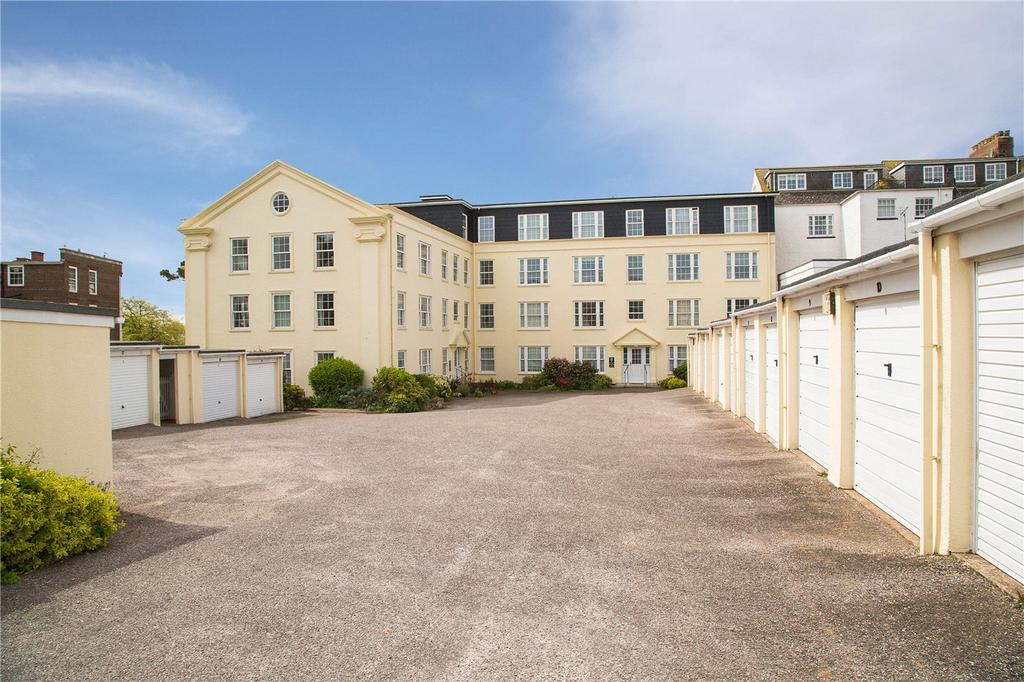 3 Bedrooms Flat for sale in Pencarwick House, Louisa Place, Exmouth, Devon, EX8