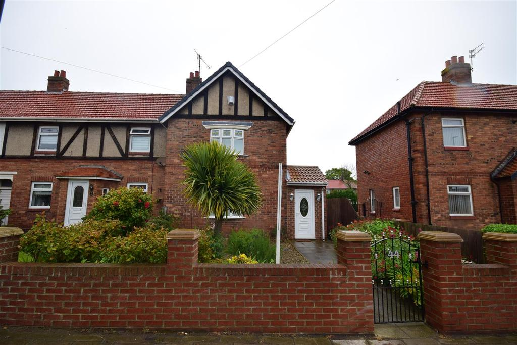 2 Bedrooms Semi Detached House for sale in Leechmere Road, Grangetown, Sunderland