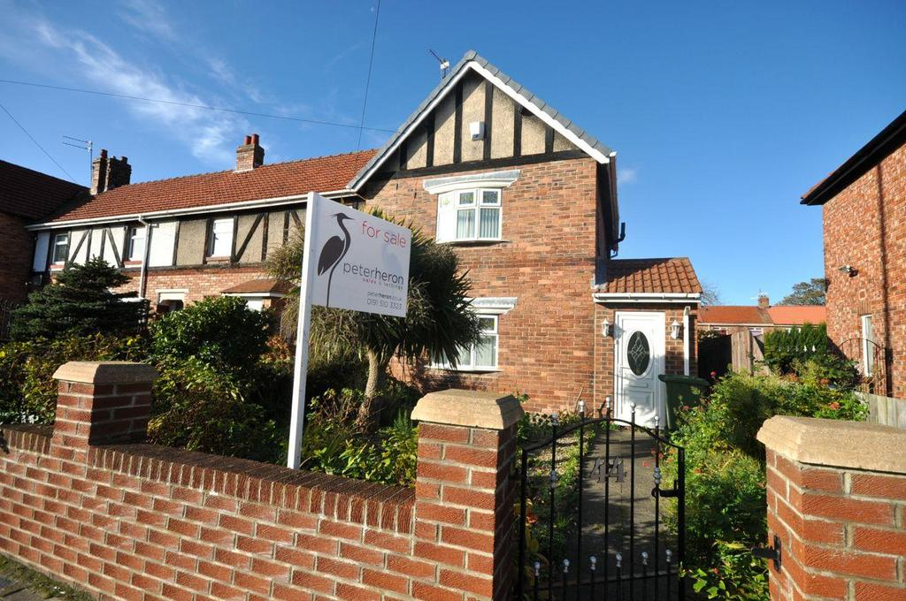 2 Bedrooms Semi Detached House for sale in Leechmere Road, Grangetown, Sunderland
