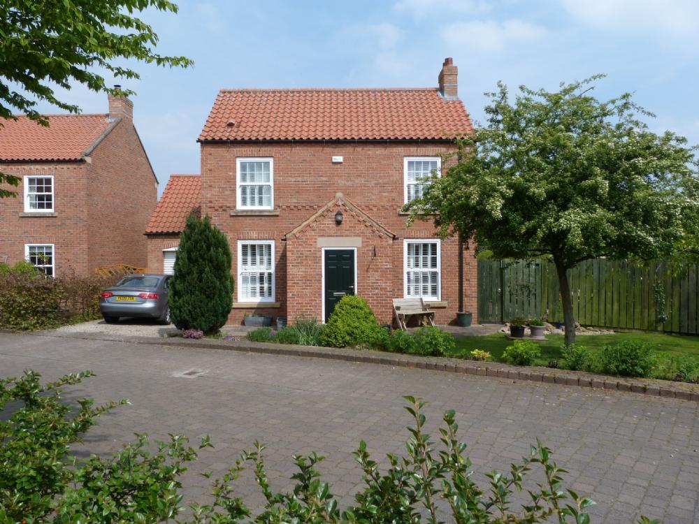 3 Bedrooms Detached House for sale in 7 Watermill Close North Stainley HG4 3LD