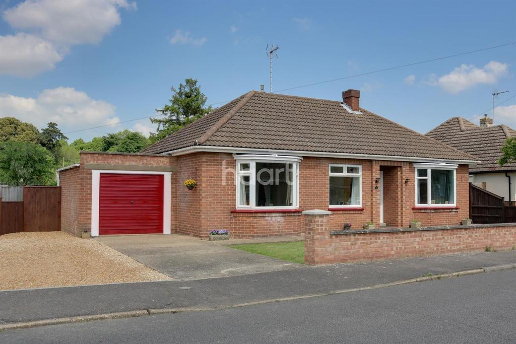 3 Bedrooms Bungalow for sale in Leverington Road, Wisbech