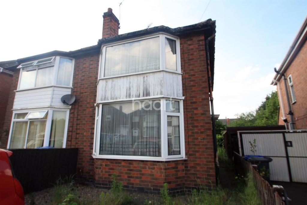2 Bedrooms Semi Detached House for sale in Pear Tree Crescent, Derby
