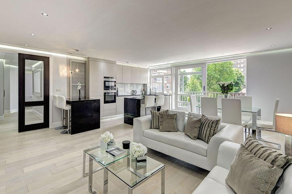 3 Bedrooms Flat for sale in St. Johns Wood Park, St John's Wood, NW8